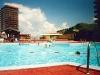 Bazén v jednom z hotelů (vstup na skipas zdarma)
