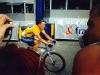 Lance Armstrong - cílová rovinka 16. etapy Tour de France