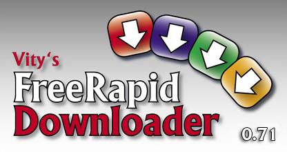 Vity's FreeRapid Downloader